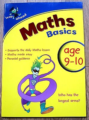 Maths Educational Activity Book Year 5 Home Learning Children Age 9 10 KS2