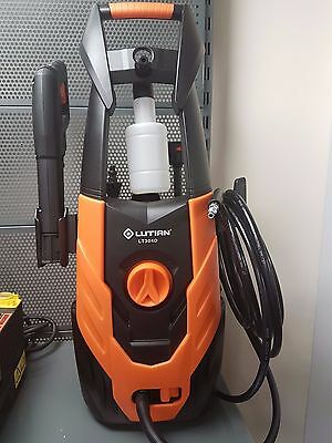 1400W Pressure Washer 80-110 Bar, 240v Small compact on Wheels
