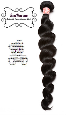 RARE! REMY HAIR 100G__1 PAQUET EXTENSION TISSAGE cheveux BRESILIEN 100% NATUREL