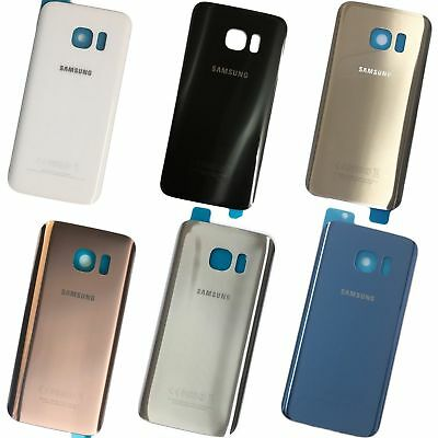 Replacement Samsung Galaxy S7 & S7 Edge Back Rear Glass Battery Cover Adhesive