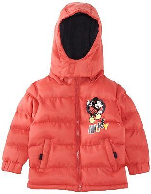 (TG. 6 anni) Rosso (Red/Blue) Disney - Giacca, bambini, Rosso (Red/Blue), 6 anni