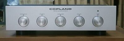 Copland CSA 303 Stereo Tube Preamplifier, great phono stage, excellent condition