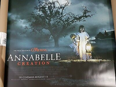 annabelle creation cast