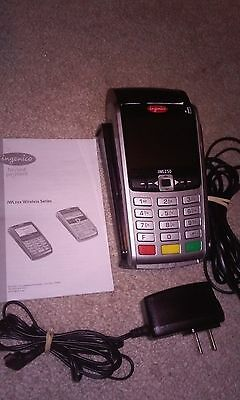 Ingenico iWL250 Card Chip Reader Wireless Terminal with Charger