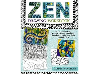 Design Originals Zen Drawing Workbook Bk
