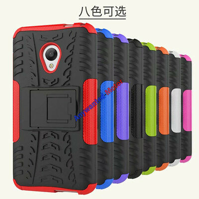 "For Alcatel One Touch U5 5"" Case Rugged Armor Hybrid Kickstand Protective Cover"