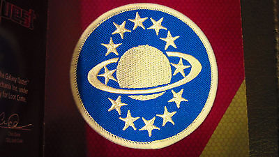 Galaxy Quest Emblem Patch NEW Loot Crate Exclusive
