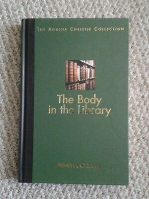 The Agatha Christie Collection The Body In The Library
