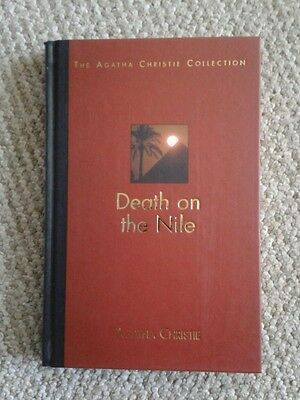 The Agatha Christie Collection Death On The Nile
