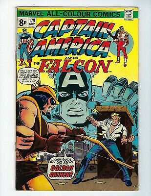 Captain America # 179 (Cents Issue, Nov 1974), Fn