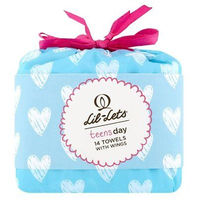 Lil-Lets Day Teen Towels