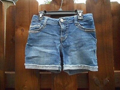 Girl's Cherokee Denim Jean Shorts Size Large 10-12 Youth