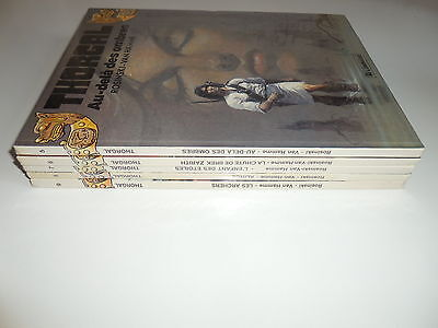 Lot Eo Thorgal Tomes 5/7/9/ Be/ Rosinski