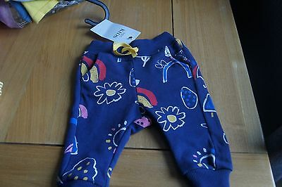 Baby girls trousers aged 3/6 months from M &S new with tags