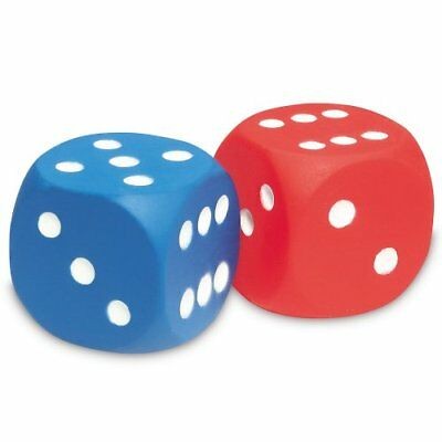 Learning Resources Foam Dot Dice