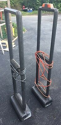 2 Sensormatic Security Checkpoint EAS Towers Model ZA1050 ZS16-XP