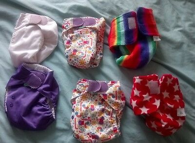 tots bots and eccobots nappy covers