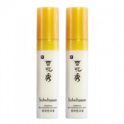 Sulwhasoo Rejuvenating Eye Cream Korean cosmetics Women Skin Care 3.5ml X 2 Pcs