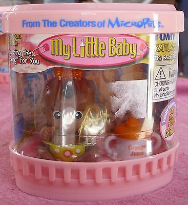 Tomy Interactive My Little Baby - 2003 - Kaitlynn Only! - Only Ones!  Htf!