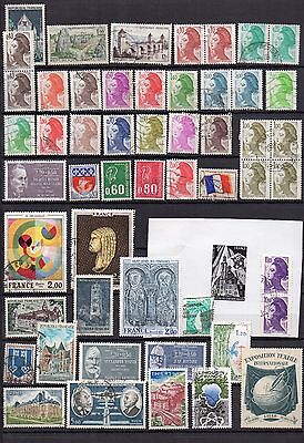 B37 FRANCE LOT 1 PAGE ALBUM De TIMBRES OBLITERES