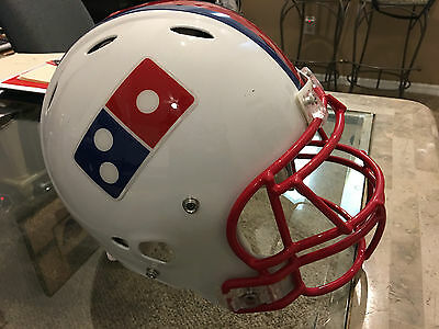Dominos Pizza Box Holder Ridell Helmet