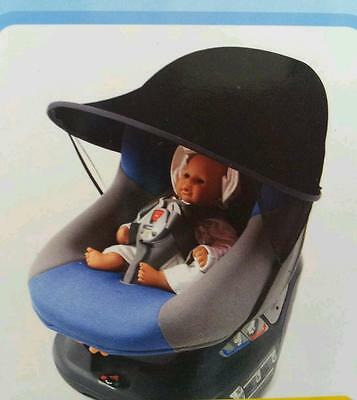 Price Down! Sun Shade for Stroller & Car Seat UV Protection Rays Universal fit