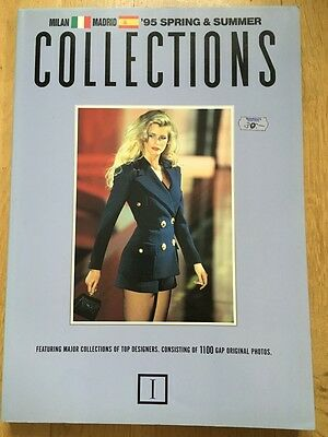 Trend Fashion Magazine Collections SS 1995 Milan Madrid