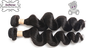 Brazilian ___ Remy Hair 100G __ 1 Paquet Extension Tissage 100% Cheveux Naturels