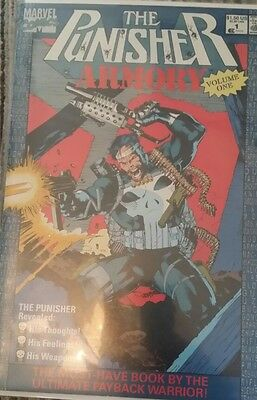 The Punisher Armoury #1