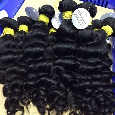 Brazilian 100% Virgin Hair
