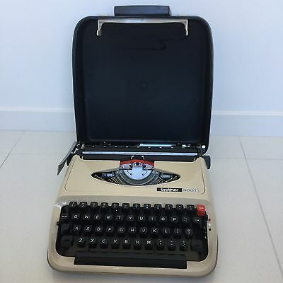 Vintage Brother 300T Typewriter - Boxed, Made in Japan