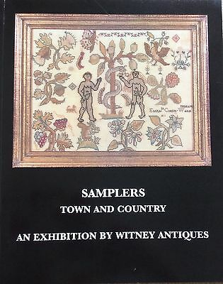Witney Antiques Catalogue Samplers Town And Country