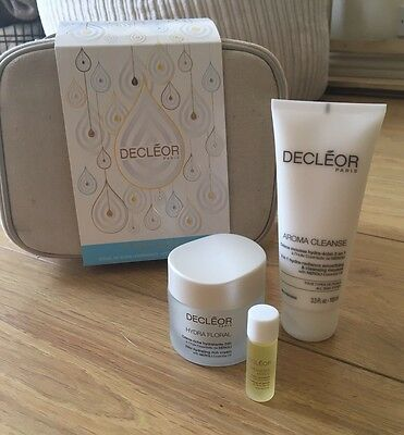 DECLEOR Hydrating Skincare Gift Set - New