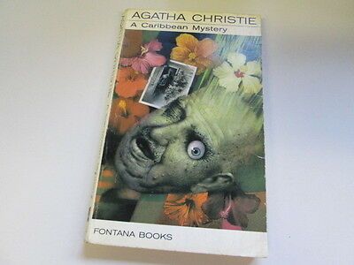 Good - A Caribbean Mystery - Agatha Christie 1969-01-01 Condition is commensurat