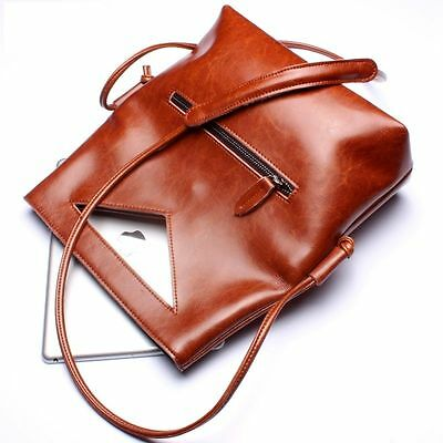 Fashion Women leather handbags Shoulder bag High Quality Cow Leather Handbags
