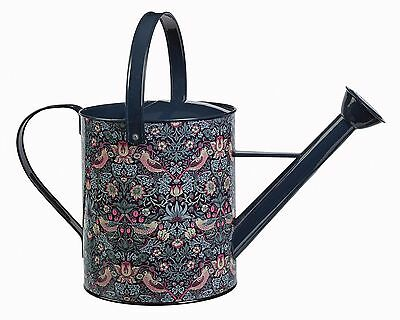 Briers Watering Can in William Morris Strawberry Thief - Chips on handle