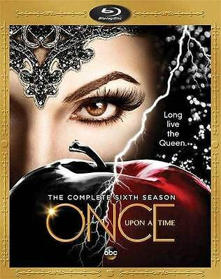 Once Upon a Time: Season 6  (Blu-ray)(Region Free)