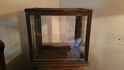 Antique Table Top Display Case