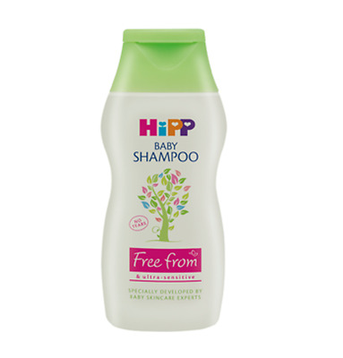 HiPP Sensitive Baby Shampoo with organic almond oil 200ml TOP DEAL!!!