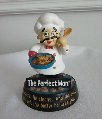 2003 The Perfect Man No. 11858  Chef Westland Giftware