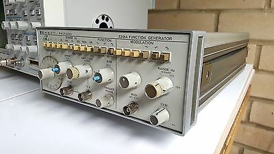 HP Agilent 3312A 13MHz Function Generator