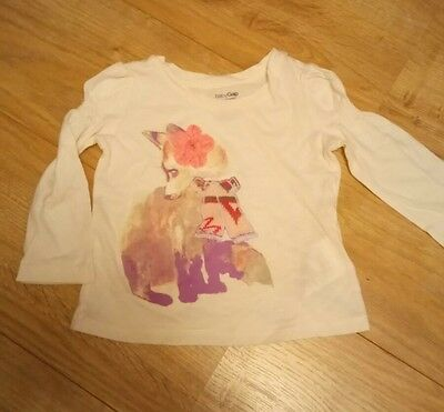 Baby Gap long sleeve t-shirt 18-24 months