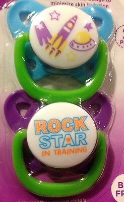 Two Magnetic Pacifiers For Your Reborn Doll Boy