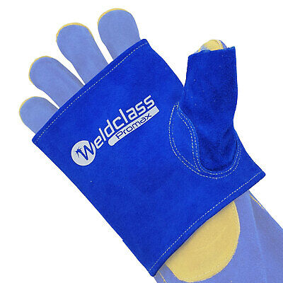 Weldclass Glove Saver - Protector PROMAX - Right Hand - MIG / TIG Welding