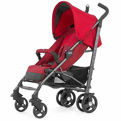 NEW Chicco Liteway 2 Stroller Red