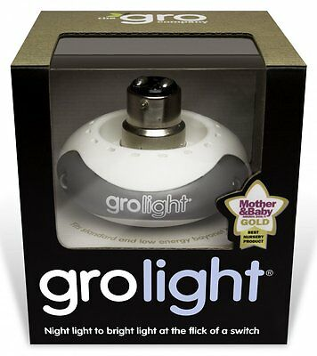 NEW Gro Light Night Light (Bayonet)