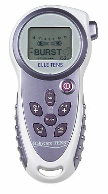 NEW Elle TENS by Body Clock Health Care Labour TENS machine