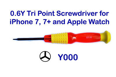 iPhone 7 and 7 Plus Y Tip Tri Point Screwdriver Y000 Apple Watch