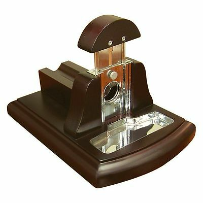 Prestige Import Group Table Top Guillotine Cigar Cutter - New