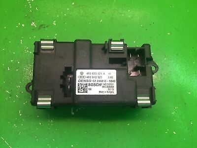 AUDI A6 C6 4F Resistor Control Unit Heater Blower 4F0820521A 4F0910521